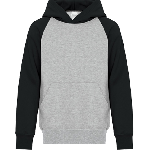 Two Toned Hoodie: