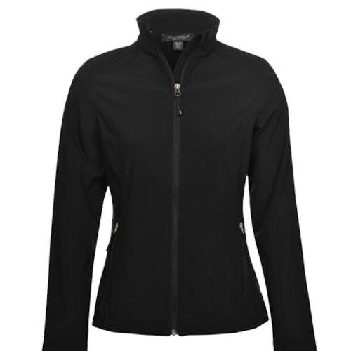 Coal Harbour Soft Shell Jacket: Ladies
