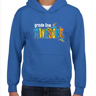 Grade One: Hoodie