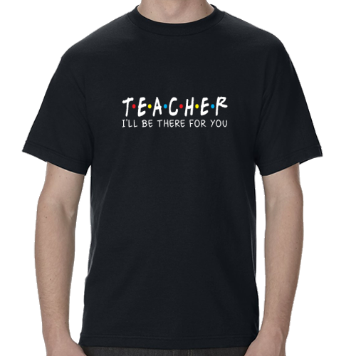 Teacher Graphic Tee: Unisex