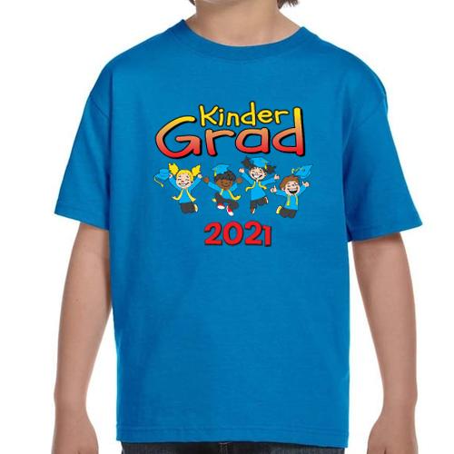 Kinder Grad (Kids): Tee