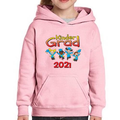 Kinder Grad (Kids): Hoodie