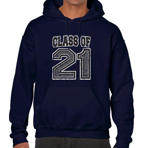 Grad Original Logo: Pullover Hoodie