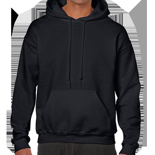 Gildan Hooded Sweatshirt:
