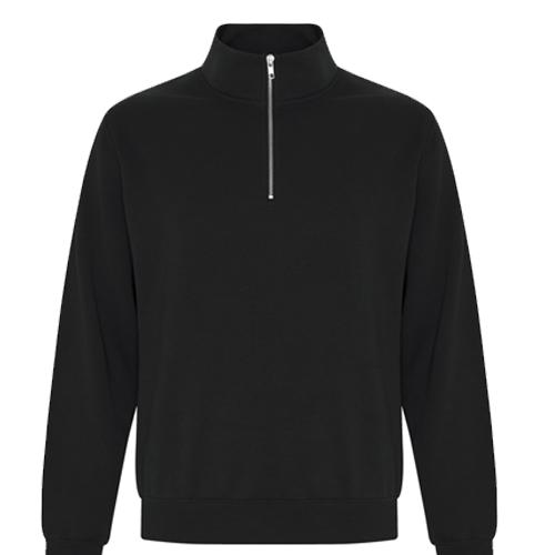 1/4 Zip Sweatshirt:
