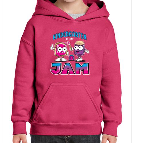 Kinder is my Jam: Hoodie