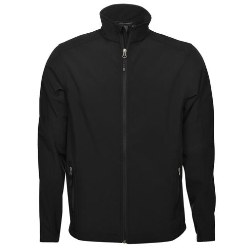 Coal Harbour Soft Shell Jacket: Mens