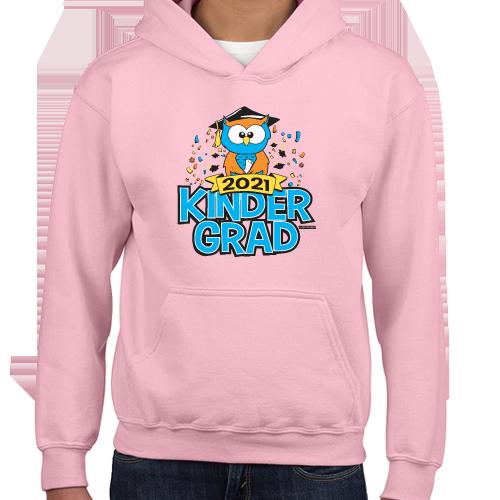 Kinder Grad (owl): Hoodie